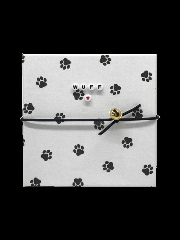 My Magic Footprint Pfoten Abdruck Set Set Paw footprint kit Geschenk Hund Katze