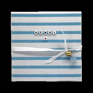 My Magic Footprint Baby Fussabdruck Set Baby footprint kit Geschenk Geburt Taufe Baby Shower